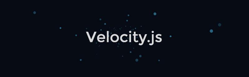 Velocity.js